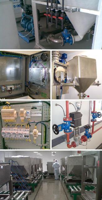 Servicios de instalaciones