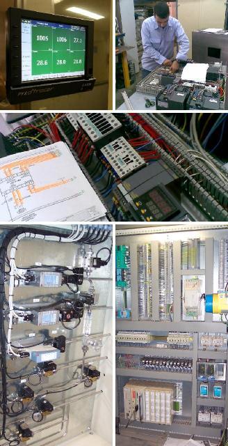 Servicios de automatización, control y seguridad