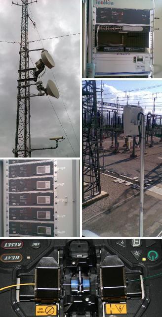 Servicios de telecomunicación